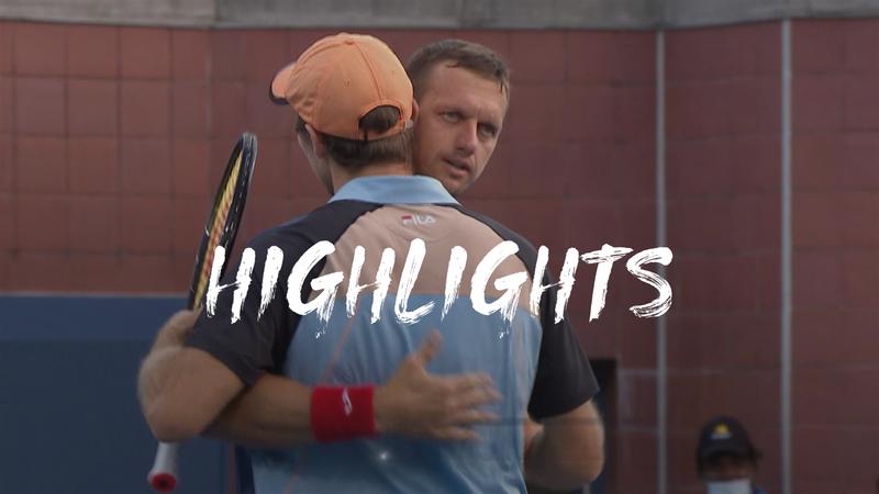 Peers/Polasek - Koolhof/Rojer - US Open
