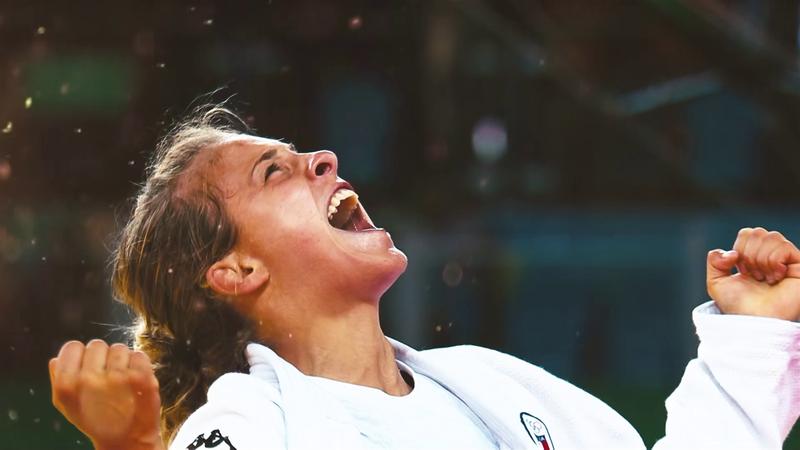 Odette Giuffrida argento nel judo a Rio 2016: le immagini più belle della sua impresa