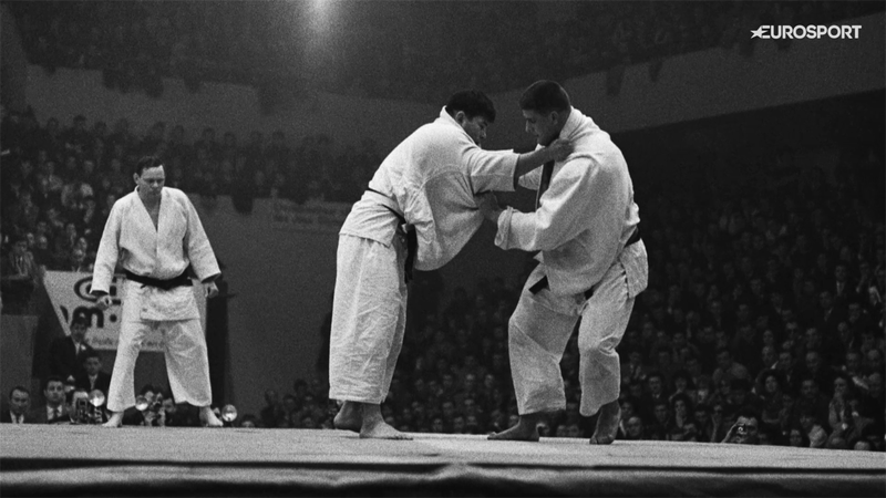 Anton Geesink and Japan's tears of silence - The Essential Olympic Stories