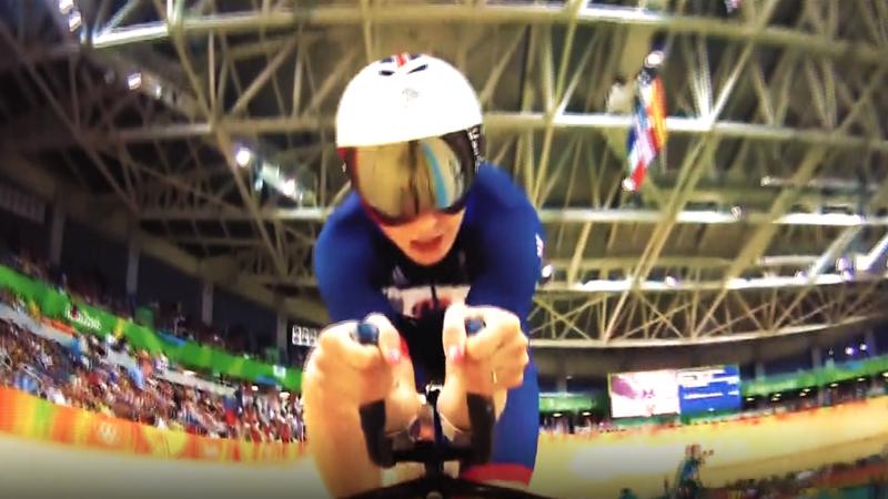 'Top speeds of 70kph' – Wiggins breaks down the Team Pursuit