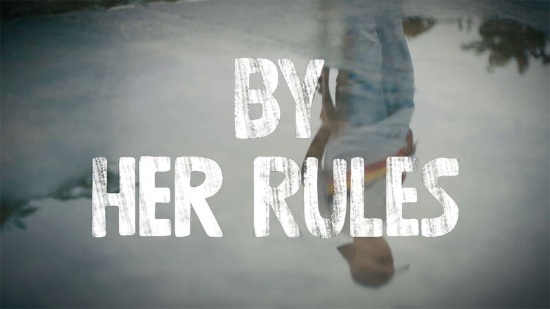 By Her Rules - Episode 1 - Margie Didal explains why skateboarding is like life