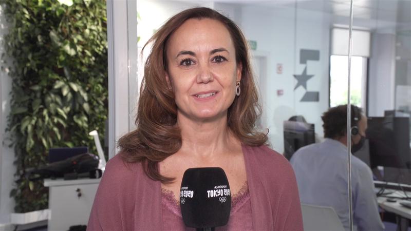 """Laura Muñoz, sobre el bronce de Simone Biles: """"Es más importante su vuelta que el bronce"""""""