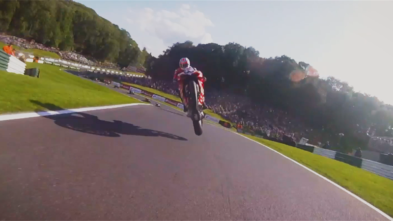 'Dangerous and exhilarating' – riders preview Cadwell Park round of BSB