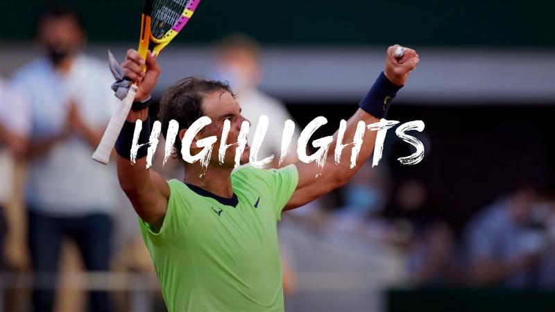Nadal - Schwartzman - Roland-Garros