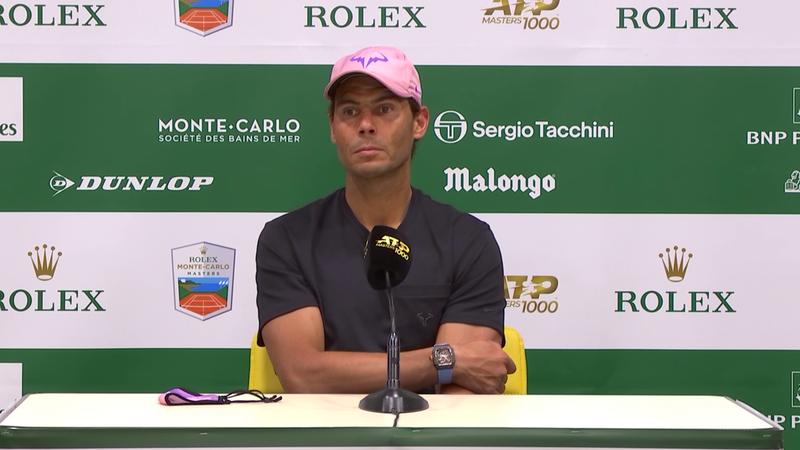 """Nadal nach Rublev-Aus selbstkritisch: """"Zu viele Fehler gemacht"""""""