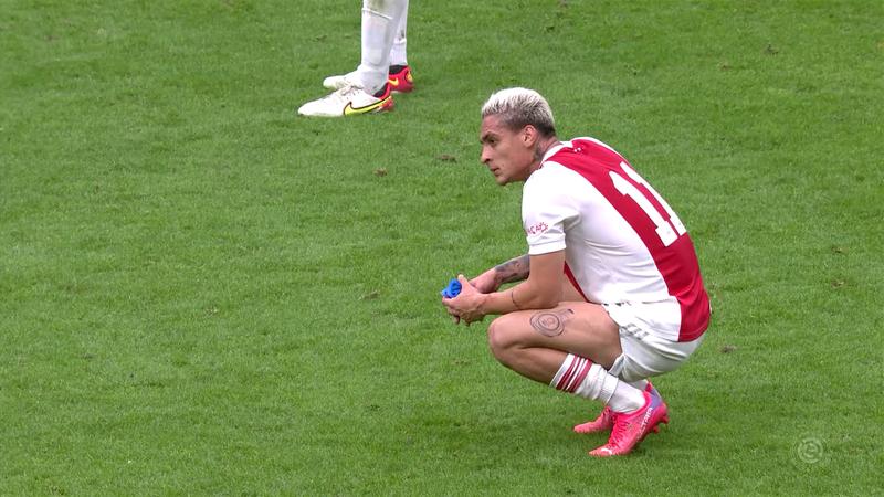 L'Ajax perde l'imbattibilità dopo 30 match: gli highlights
