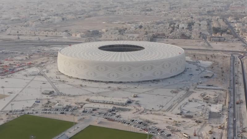 Así es el estadio Al Thumama, una de las impresionantes sedes para Catar 2022