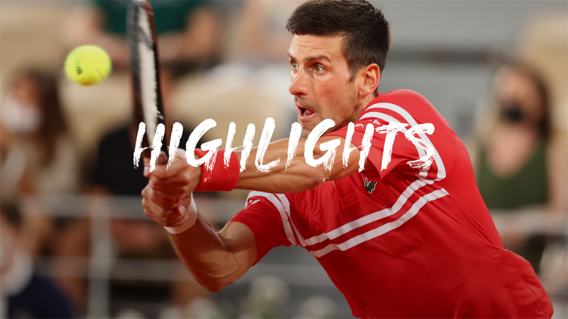 Highlights: Djokovic overcomes Nadal in classic battle in Paris
