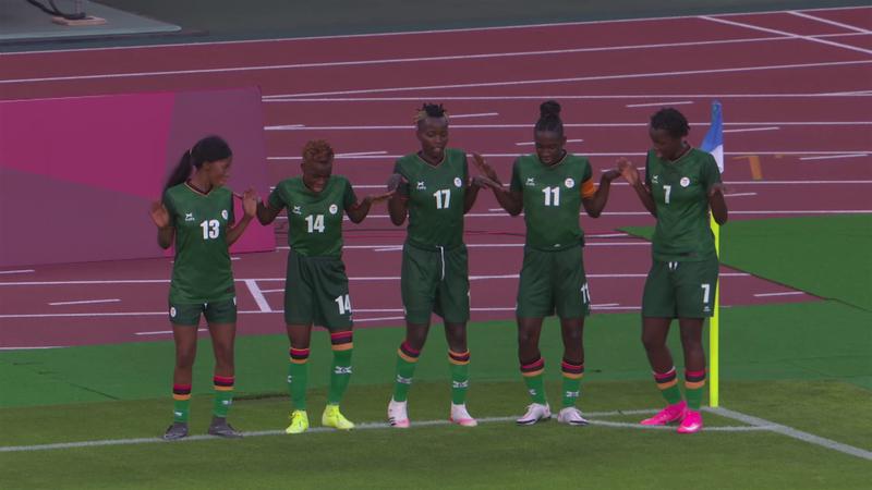 Tokyo 2020 - Zambia ile China - Futbol – Olimpiyatların Önemli Anları