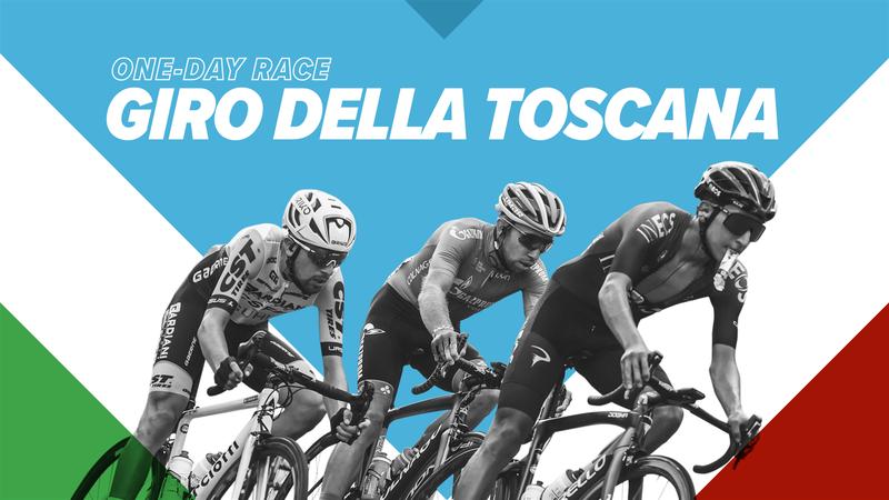 Giro Della Toscana 2020: Fernando Gaviria no encuentra rival al esprint