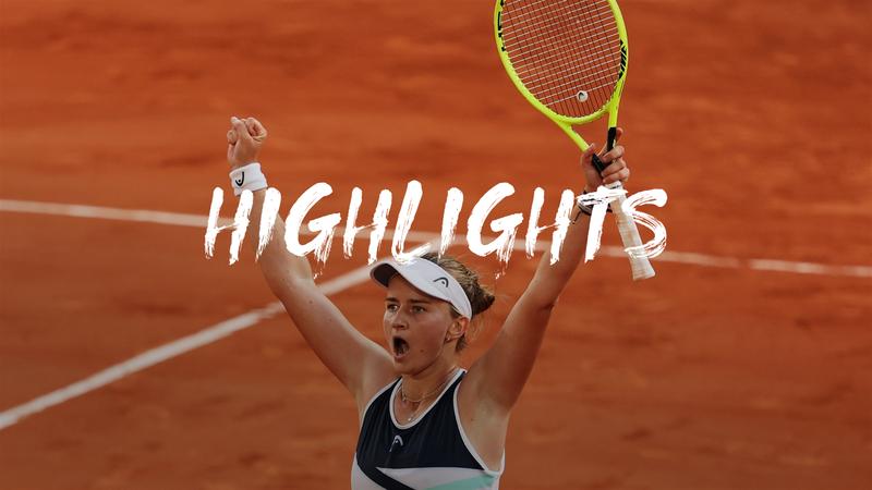 Roland Garros | Krejcikova finalist na marathonpartij