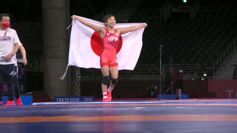 Tokyo 2020 - Japan vs China - Lotta libera – Highlights delle Olimpiadi
