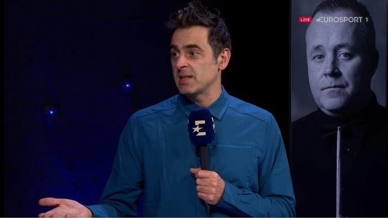 O'Sullivan: John Higgins 'a bit like Alex Higgins with cues'