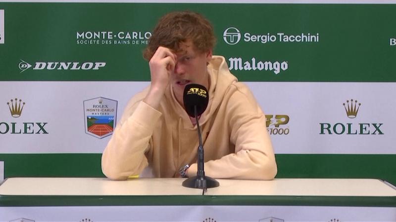 """Sinner: """"Elogi Djokovic? Lo ringrazio ma devo imparare tanto"""""""