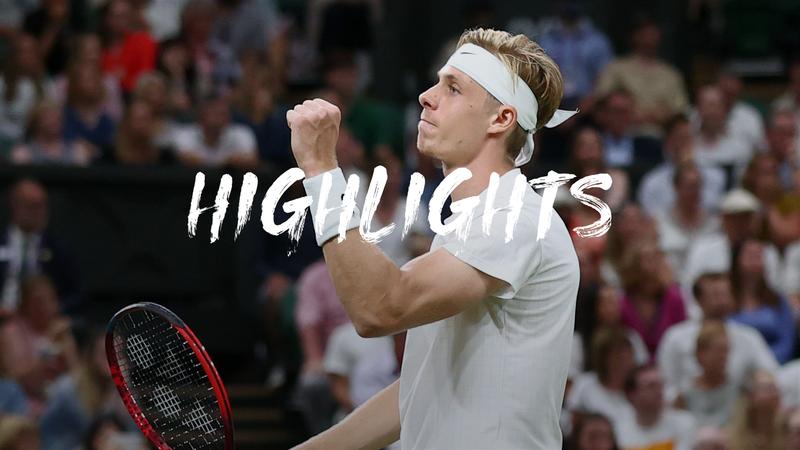 Wimbledon 2021: Rezumatul meciului Shapovalov - Murray