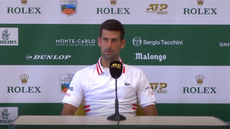 'Evans defeat one of the worst I can remember' - Djokovic