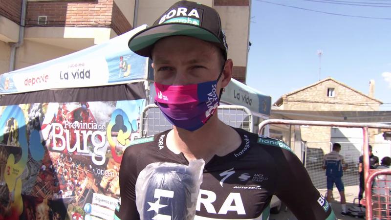Felix Grossschartner looking forward to Stage 3 climb