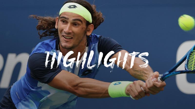 Harris - Opelka - US Open Highlights
