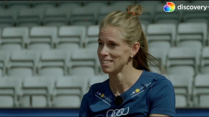 Sara Slott: Jeg havde altid drømt om en sejrsrunde med flaget