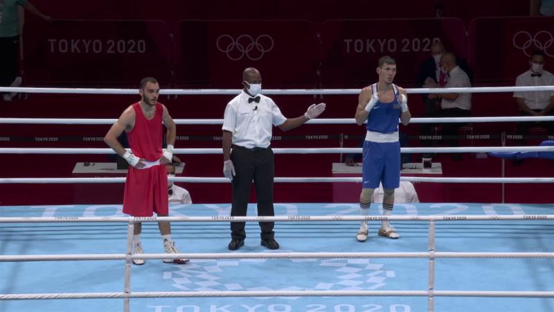 Tokio 2020 - Hungary vs Kazakhstan - Boxeo – Momentos destacados de los Juegos Olímpicos