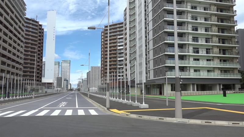 Tokyo 2020: all'interno del Villaggio Olimpico