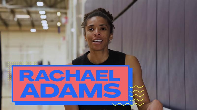 Cómo aprender y mejorar el toque de dedos, con la estadounidense Rachel Adams