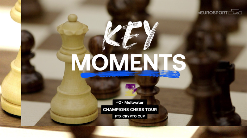 Magnus Carlsen, campeón del FTX Crypto dentro del Champions Chess Tour