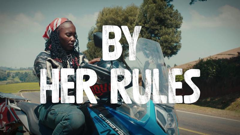 By Her Rules: Harmony, il brivido della velocità salva la vita