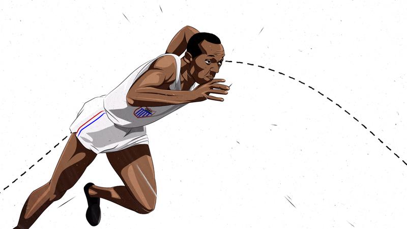 Cómo construir tus sueños: Jesse Owens y su camino al éxito