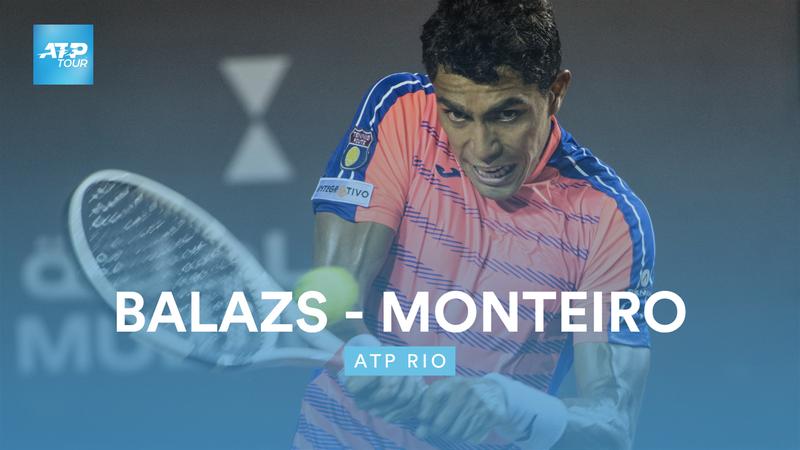 Rezumate: Balazs v Monteiro