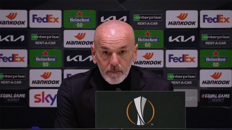 """Pioli: """"Ora serve determinazione per prenderci la Champions"""""""