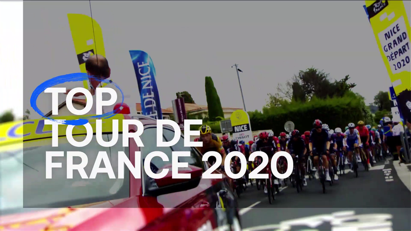 Tour de France 2020 en güzel anlar