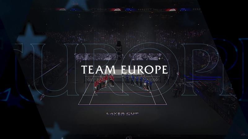 Laver Cup| Team Europe - Profil