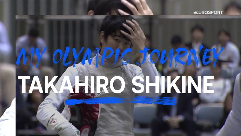 My Olympic Journey | El sueño olímpico de Shikine