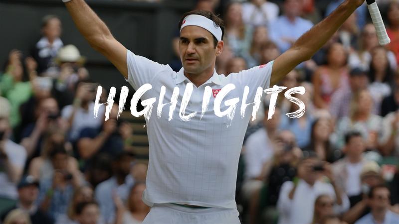 Wimbledon 2021: Rezumatul partidei Federer - Norrie