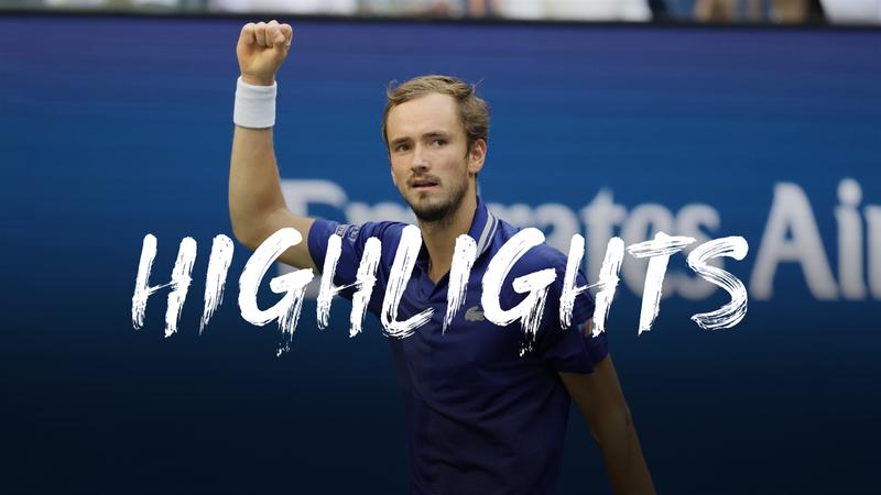Medvedev - Auger-Aliassime - US Open