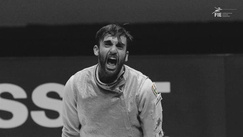 Fencing - Behind The Mask: Conoce a Guilherme Toldo, de Brasil a Italia para aprender de los mejores