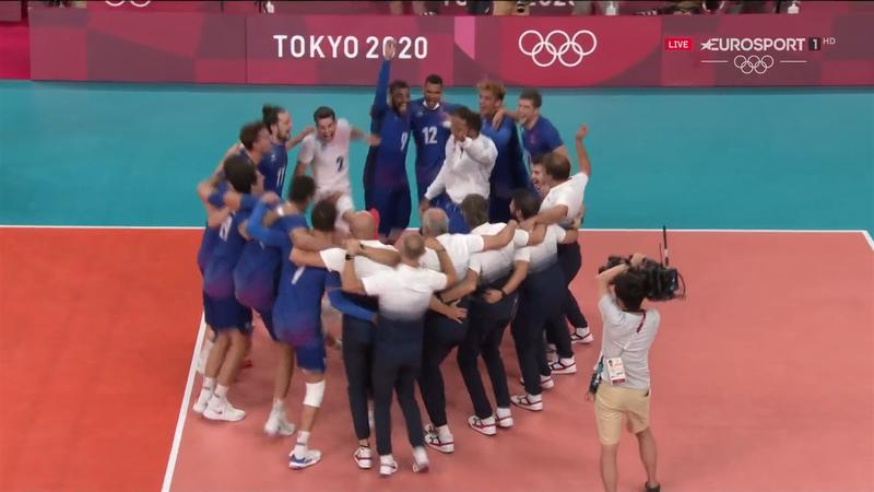 Jocurile Olimpice, volei masculin: Franța câștigă medalia de aur după victoria cu COR, 3-2