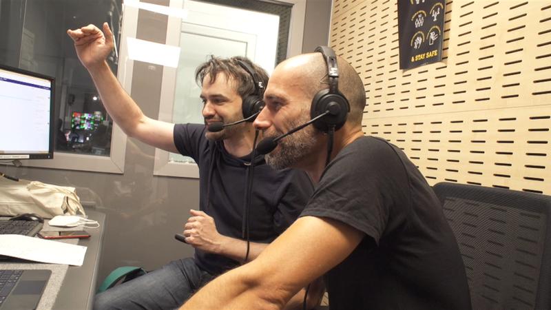 """""""¡Alberto, nos devuelven el oro!"""" La divertida narración en Eurosport del oro de Ginés en escalada"""