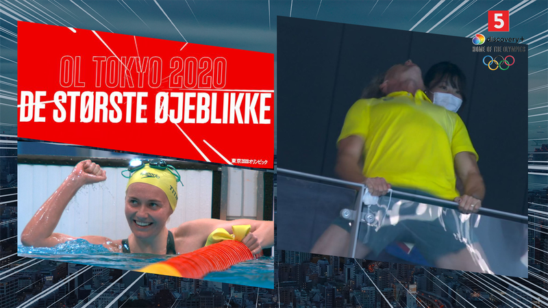 Største øjeblikke: Da australsk svømmetræner gik amok over guldmedalje