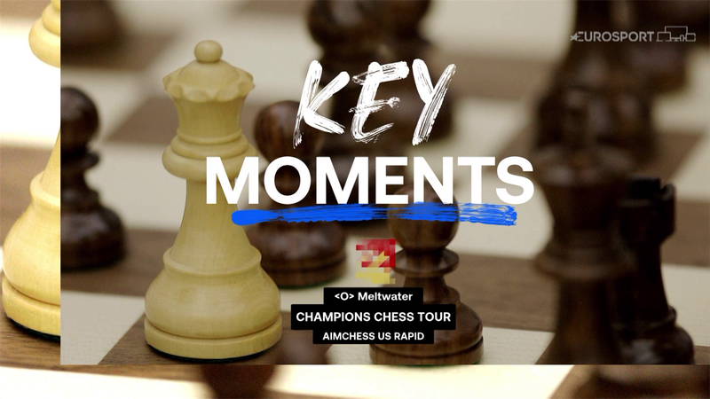 Key Moments from the Aimchess US Rapid - as Magnus Carlsen takes the prize