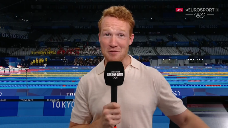'We just saw history being made!' – Rutherford on GB's scintillating pool performance