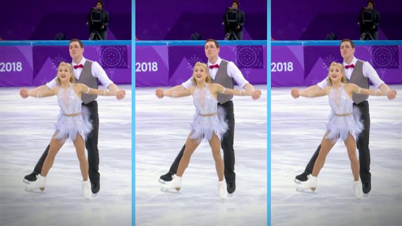 Her Game - Aljona Savchenko: Figure skating is art and sport!