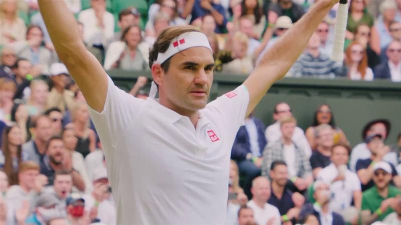 Pioggia, poi Berrettini, Sonego e Federer: il meglio del Day 6