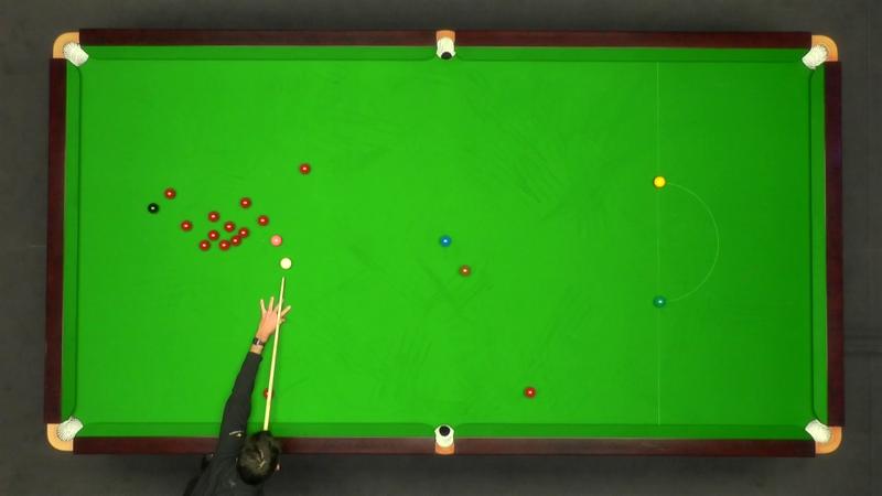 Scottish Open| Ronnie O'Sullivans geweldige 127 clearance van boven