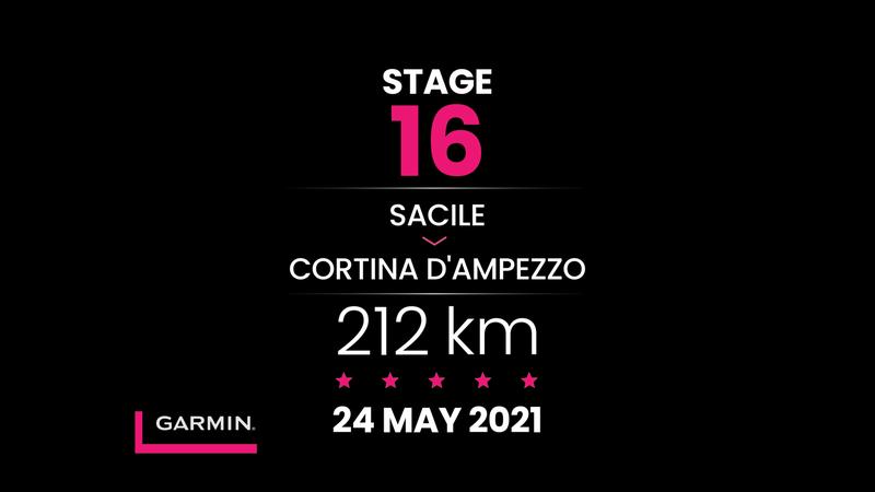 Giro d'Italia | On altıncı etap profili
