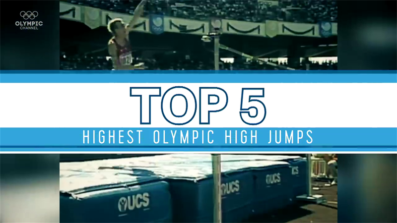 Jocurile Olimpice: Cele mai performante sărituri în înălțime din istoria olimpică