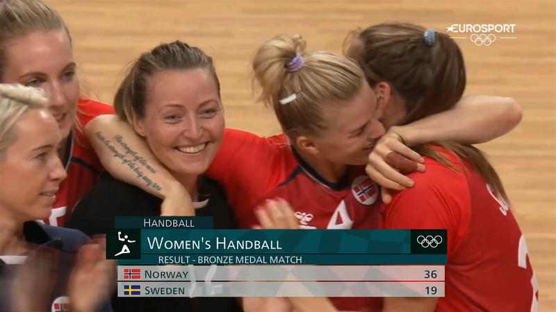 Jocurile Olimpice, handbal feminin: Norvegia a cucerit medalia de bronz la Tokyo 2020