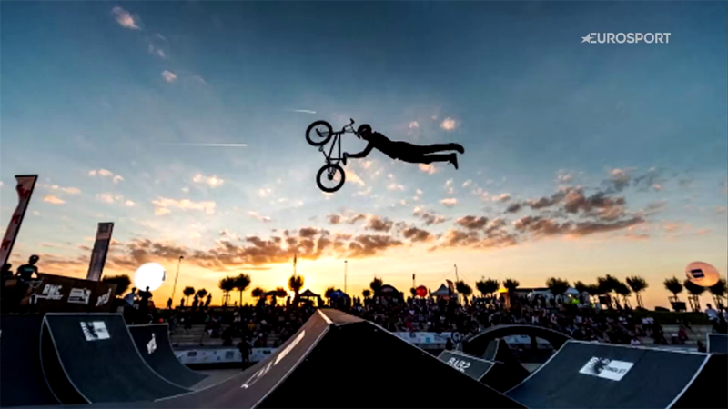 Digital Story: Discovering BMX Freestyle park