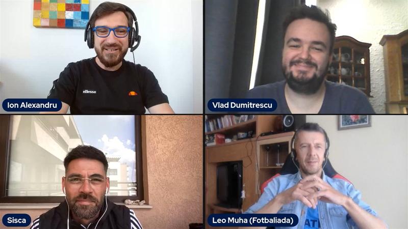 #ETalks Drumul către finala UEFA Champions League, cu Leo Muha, Robert Șișcă și Vlad Dumitrescu